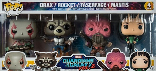 Funko Pop Guardians of the Galaxy Vol. 2 Vinyl Figures 31