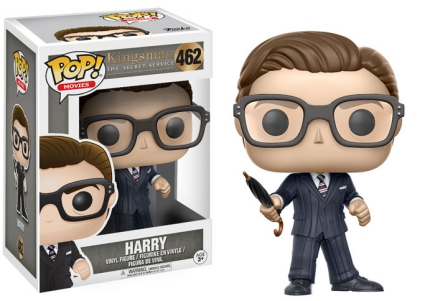 2017 Funko Pop Kingsman Vinyl Figures 21