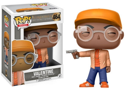 2017 Funko Pop Kingsman Vinyl Figures 26