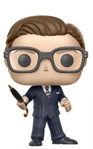 2017 Funko Pop Kingsman Vinyl Figures 1