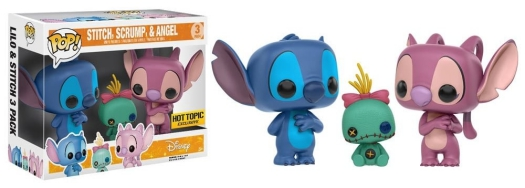 Funko Pop Lilo and Stitch