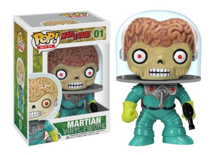 Funko Pop Mars Attacks
