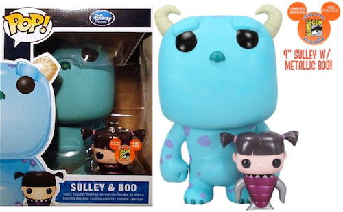 Ultimate Funko Pop Monsters Inc Figures Checklist and Gallery 38