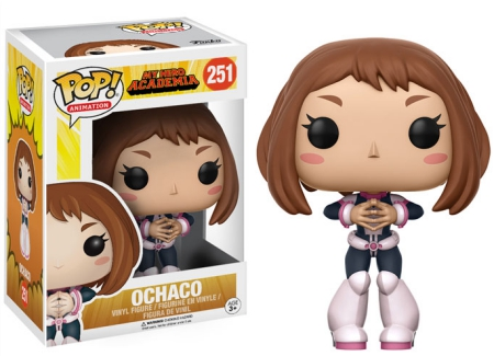 Ultimate Funko Pop My Hero Academia Figures Gallery and Checklist 7