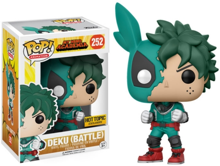 Ultimate Funko Pop My Hero Academia Figures Gallery and Checklist 8