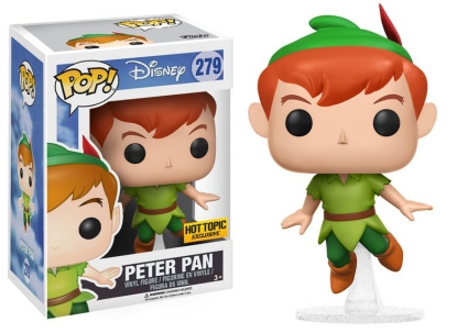 Ultimate Funko Pop Peter Pan Figures Checklist and Gallery 26