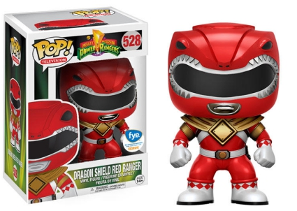 Ultimate Funko Pop Power Rangers Figures Gallery and Checklist 30