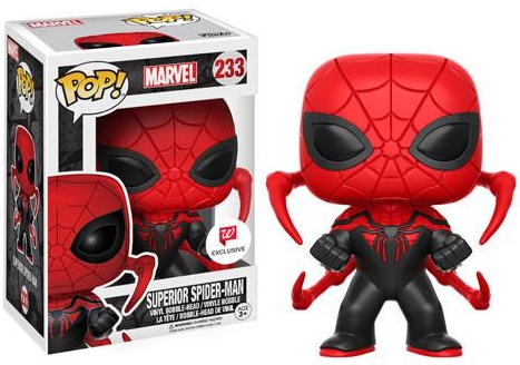 Ultimate Funko Pop Spider-Man Figures Checklist and Gallery 27