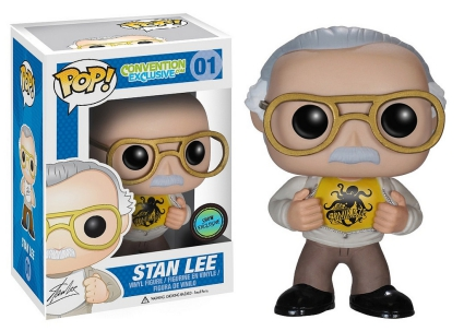 Ultimate Funko Pop Stan Lee Figures Checklist and Gallery 3