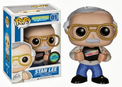 Ultimate Funko Pop Stan Lee Figures Checklist and Gallery 4