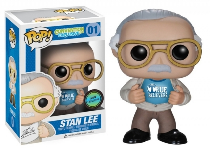Ultimate Funko Pop Stan Lee Figures Checklist and Gallery 6