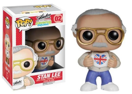 Ultimate Funko Pop Stan Lee Figures Checklist and Gallery 8