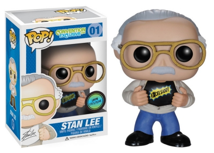 Ultimate Funko Pop Stan Lee Figures Checklist and Gallery 5