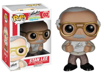 Ultimate Funko Pop Stan Lee Figures Checklist and Gallery 12