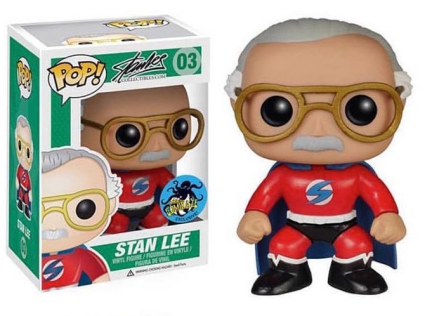 Ultimate Funko Pop Stan Lee Figures Checklist and Gallery 22