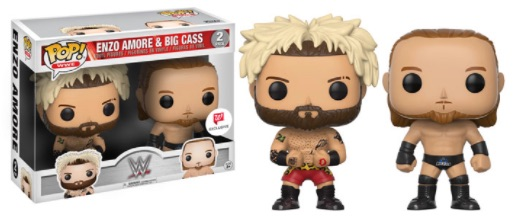 Ultimate Funko Pop WWE Figures Checklist and Gallery 96