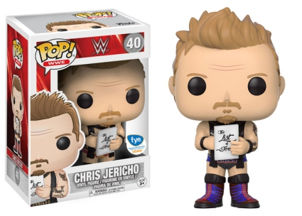 Ultimate Funko Pop WWE Figures Checklist and Gallery 57