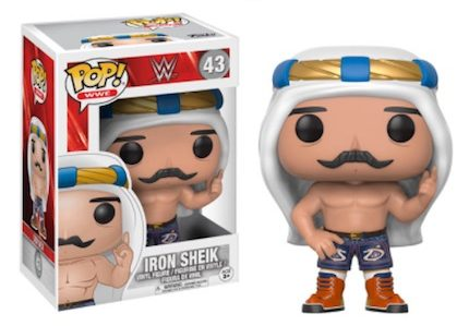 Ultimate Funko Pop WWE Figures Checklist and Gallery 61