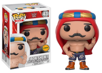 Ultimate Funko Pop WWE Figures Checklist and Gallery 62
