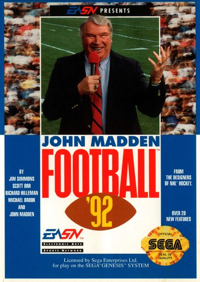 Madden NFL Covers - A Complete Visual History 10