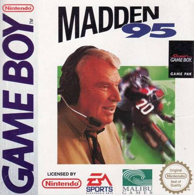 Madden NFL Covers - A Complete Visual History 13