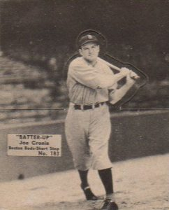 Top 10 Joe Cronin Baseball Cards 7