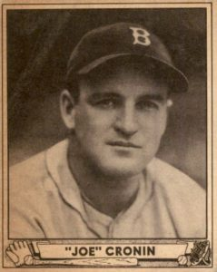Top 10 Joe Cronin Baseball Cards 4