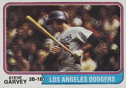 Top 10 Steve Garvey Baseball Cards 5