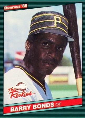 Top 10 Barry Bonds Baseball Cards 8