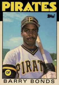 Top 10 Barry Bonds Baseball Cards 12