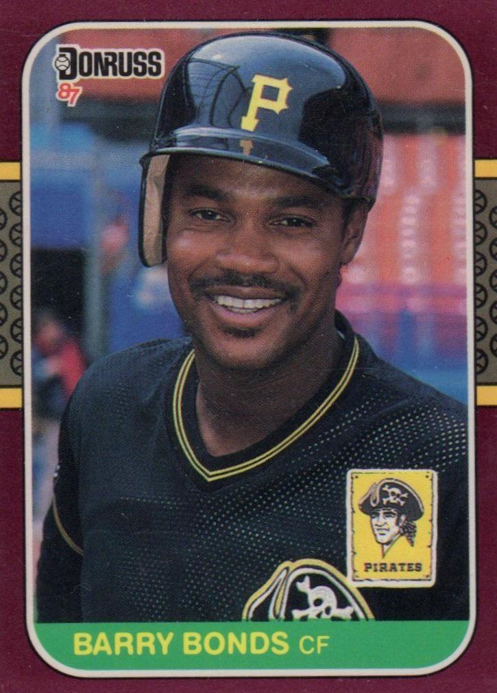 Top 10 Barry Bonds Baseball Cards 3