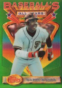 Top 10 Barry Bonds Baseball Cards 7