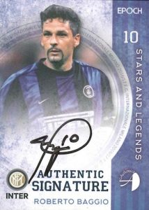 2016-17 Epoch FC Internazionale Milano Stars and Legends Soccer Cards 33