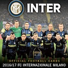 2016-17 Epoch FC Internazionale Milano Stars and Legends Soccer Cards