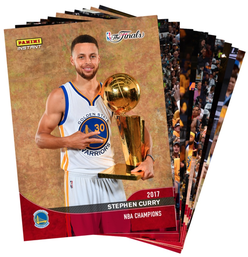 2016-17 Panini Instant NBA Basketball Cards 49