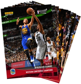 2016-17 Panini Instant NBA Basketball Cards 42