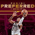 2016-17 Panini Preferred Basketball Cards