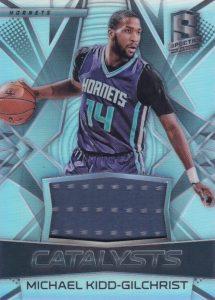 2016-17 Panini Spectra Basketball Cards 27