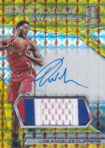 2016-17 Panini Spectra Basketball Cards 34