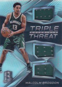 2016-17 Panini Spectra Basketball Cards 35