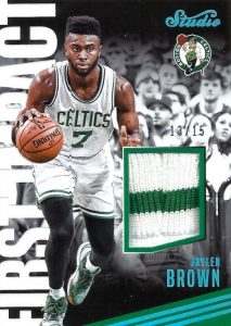 2016-17 Panini Studio Basketball Cards 28