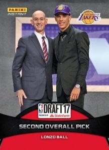 2017-18 Panini Instant NBA Basketball Cards 41