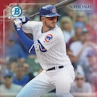 2017 Bowman Chrome National Convention Baseball Cards