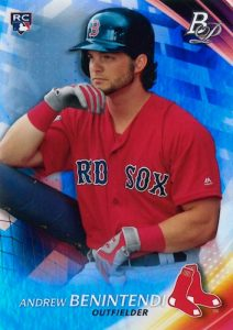 2017 Bowman Platinum Baseball Variations Gallery and Guide 4