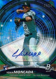 2017 Bowman Platinum Baseball Cards 30