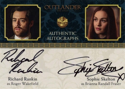 2017 Cryptozoic Outlander Season 2