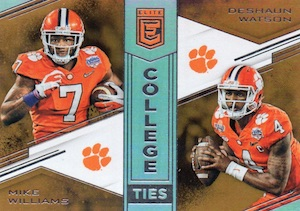 2017 Donruss Elite Football