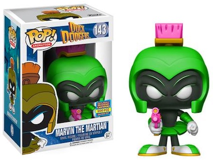 Funko Pop Duck Dodgers Vinyl Figures 11