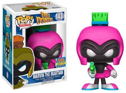 Funko Pop Duck Dodgers Vinyl Figures 12