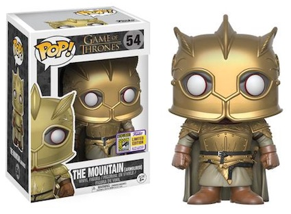 Ultimate Funko Pop Game of Thrones Figures Checklist and Guide 76
